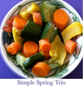Simple Spring Trio - JPEG